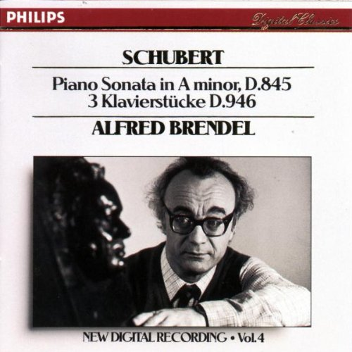 Schubert: Piano Sonata No 16, D 845; 3 Pieces, D 946