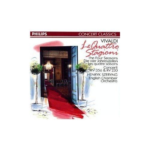 Vivaldi: Four Seasons - RV 356 & 230