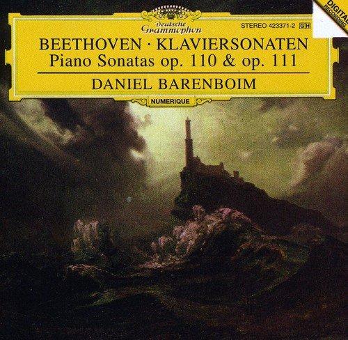 Daniel Barenboim - Beethoven: Piano Sonatas N. 31