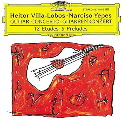 Villa-Lôbos: Guitar Concerto