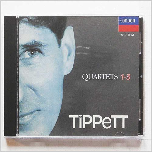 Tippett: String Quartets 1-3