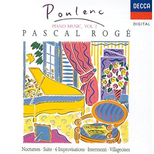 Poulenc: Nocturnes/Suite