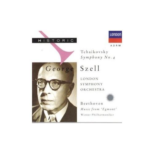 Tchaikovsky: Symphony 4; Beethoven: Music from Egmont