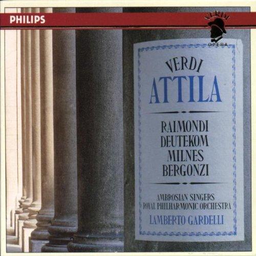 Lamberto Gardelli - Verdi: Attila