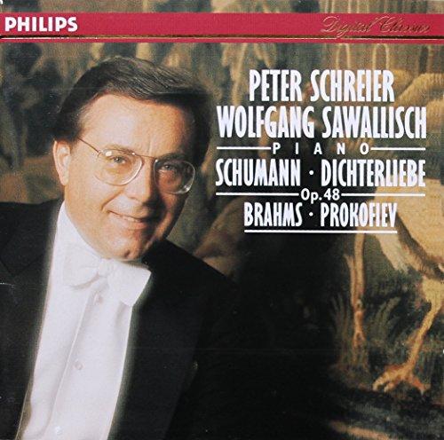 Brahms / Prokofiev / Schumann: Lieder