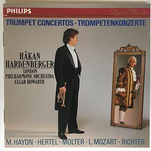 Hakan Hardenberger: Trumpet Concertos