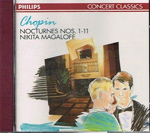 Magaloff - Nocturnes 1-11