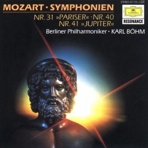028942721029 upc - Mozart: Symphonies Nos 31 'Paris'; 40 & 41 'Jupiter'
