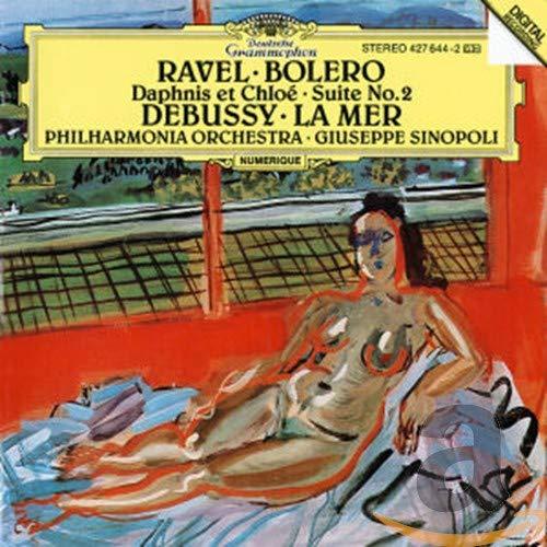 Giuseppe Sinopoli - Ravel: Bolero, Daphnis et Chloe suite no.2 & Debussy;La Mer / Sinopoli By Giuseppe Sinopoli