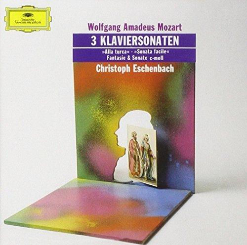 Eschenbach - Piano Sonatas