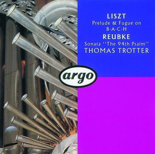 Trotter, Thomas - Organ Works