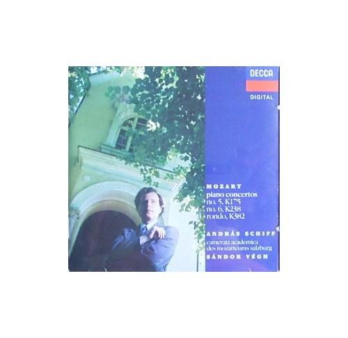 Vegh - Piano Concerti 5 & 6