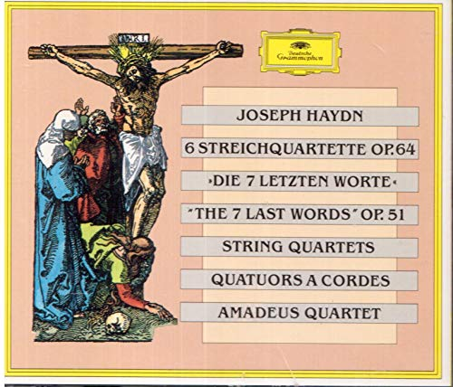 Amadeus Quartet - 6 String Quartets / 7 Last Words