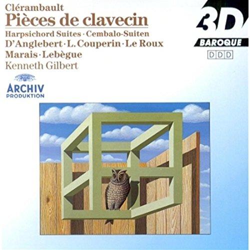Clerambault - Pieces De Clavecin