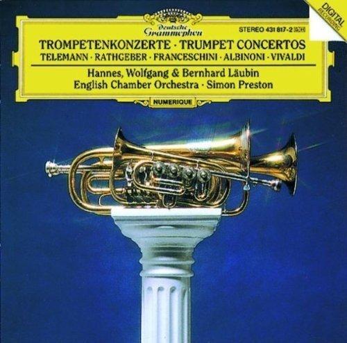 Preston - Trumpet Concertos