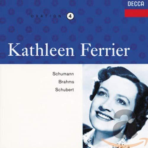 Bruno Walter - Kathleen Ferrier Vol. 4 - Schumann / Schubert / Brahms