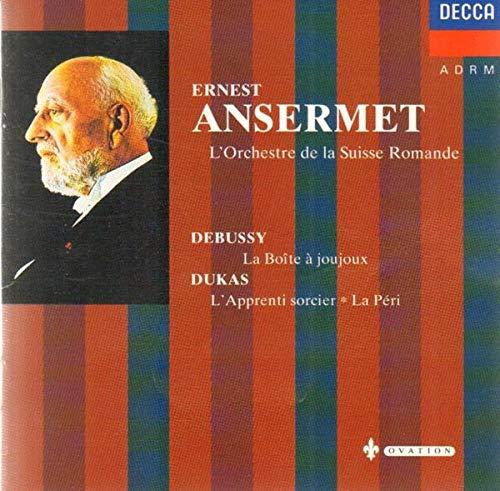 Debussy: La Boîte à joujoux / Dukas: L'Apprenti sorcier, La Péri