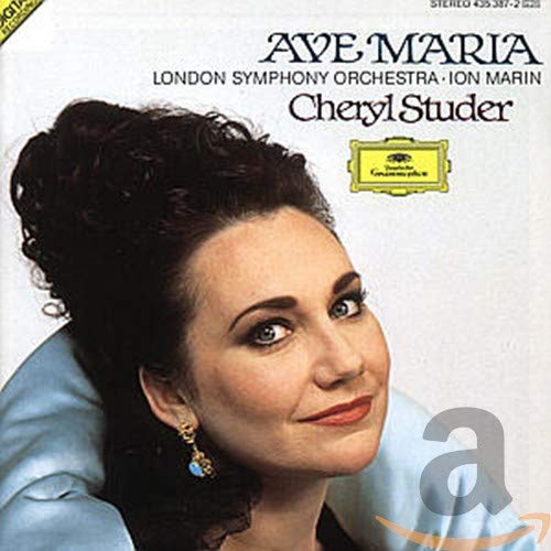 Cheryl Studer sings Sacred Arias