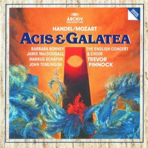 English Concert - Acis & Galatea