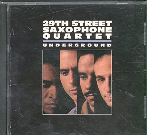 29th Street Sax Quartet - Underground