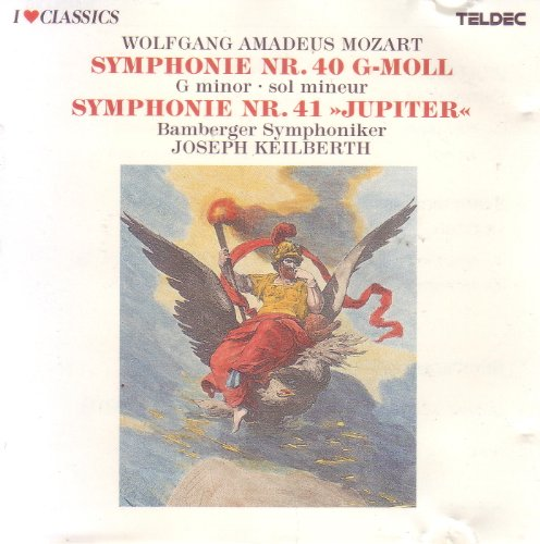Mozart - Symphony No.40 & 41