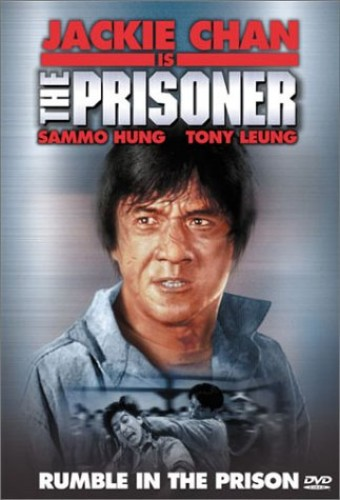 Jackie Chan Is Prisoner
