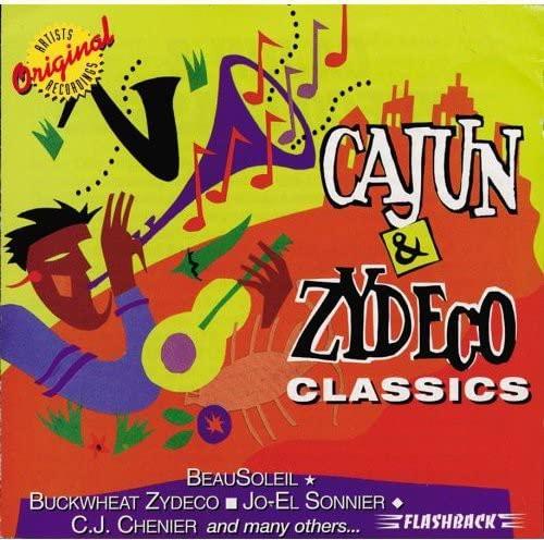 Various - Cajun & Zydeco Classics