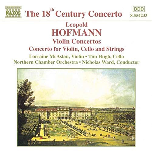 L. Hofmann: Violin Concertos