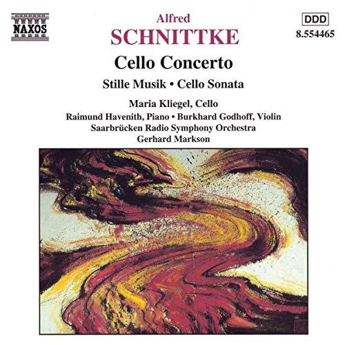 Schnittke - Cello Concerto; Stille Musik; Cello Sonata