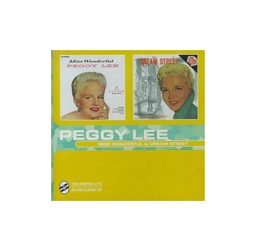 Peggy Lee - Miss Wonderful/Dream Street