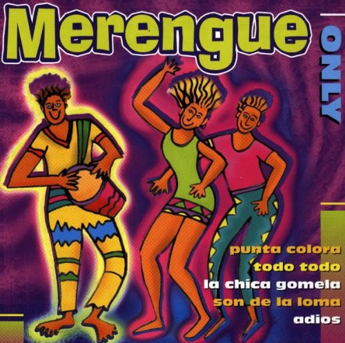 Various - Merengue Only