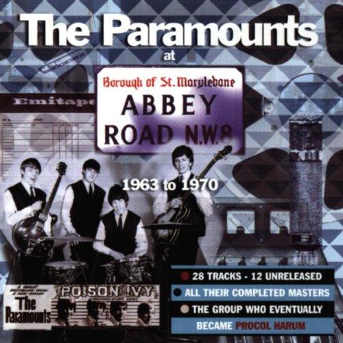 Paramounts, the - Paramounts at Abbey Road 63/70