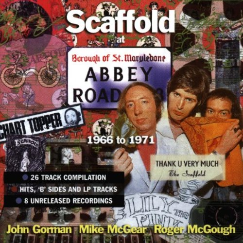 Scaffold - Scaffold at Abbey Road 1966/71 By Scaffold