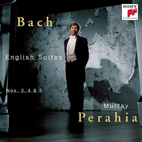 Bach, J.S.^Perahia - English Suites 2 4 & 5