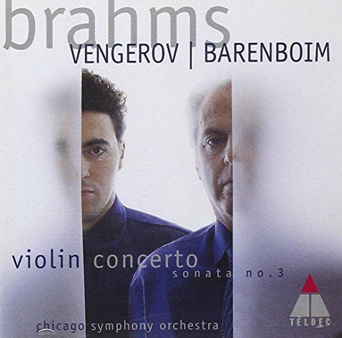 Brahms: Violin Concerto/Violin Sonata