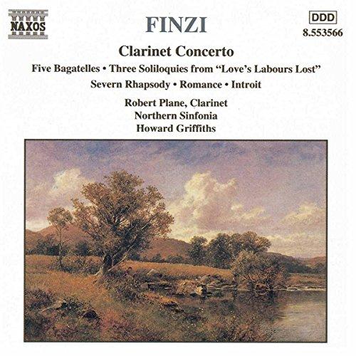 Finzi - Clarinet Concerto