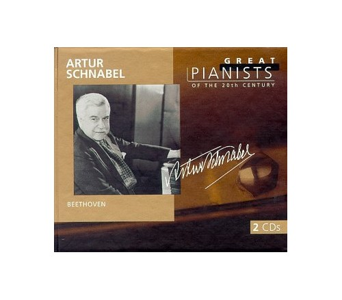 Great Pianists of the 20th Century - Artur Schnabel