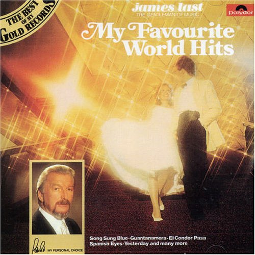 James Last - My Favourite World Hits By James Last