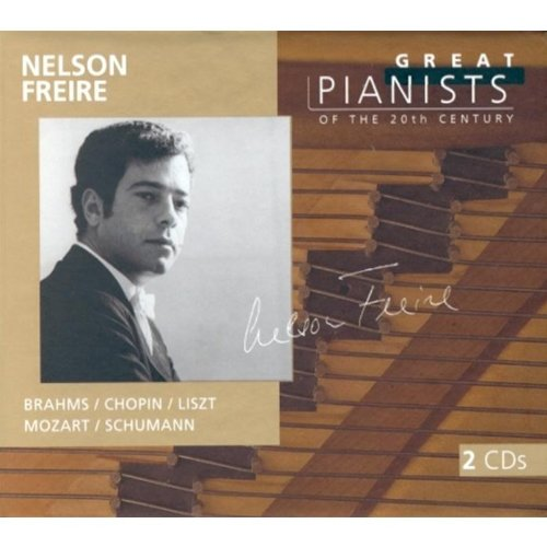 Great Pianists of the 20th Century - Nelson Freire