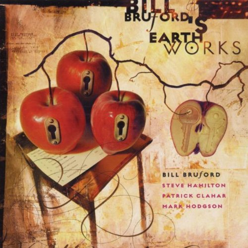 Bill Bruford - A Part And Yet Apart