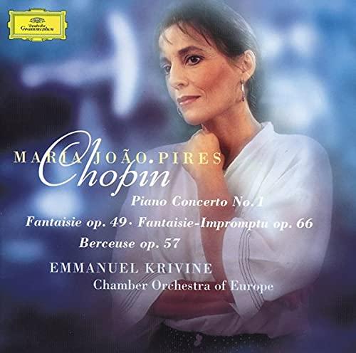 Emmanuel Krivine - Chopin: Piano Concerto No.1; Fantaisie