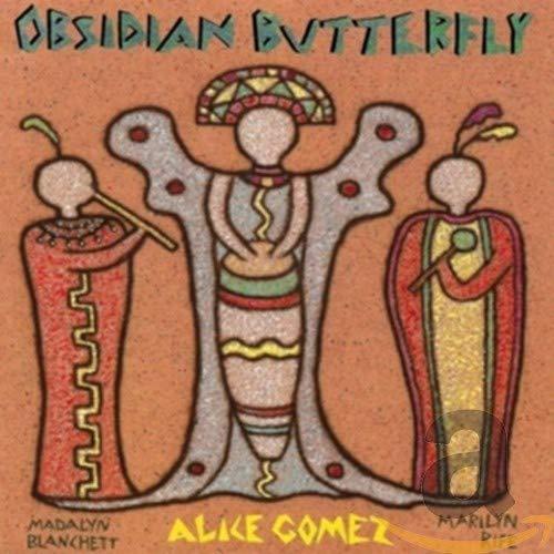 Marilyn Rife - Obsidian Butterfly