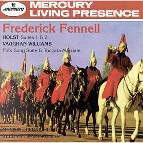 Holst/Vaughan- Williams/Mennin/Ree - Holst: Suites 1 And 2; Vaughan Williams: Folk Song Suite And To By Holst/Vaughan- Williams/Mennin/Ree