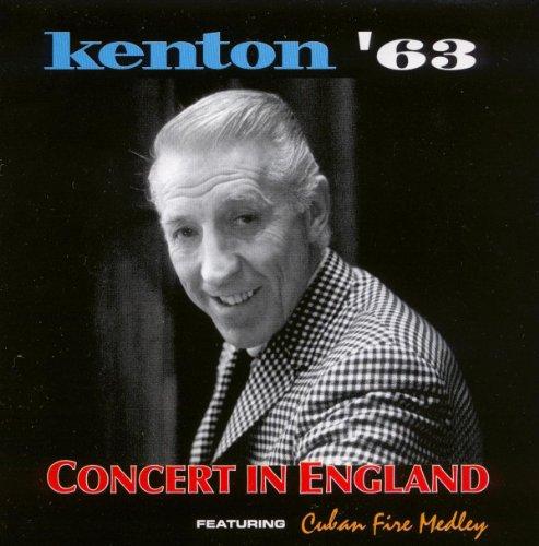 Kenton, Stan - Kenton '63-Concert in England