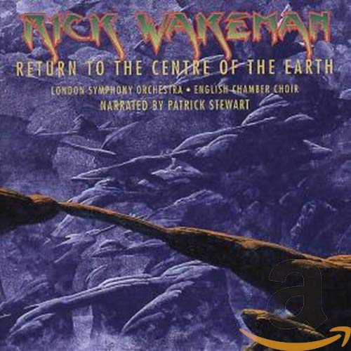 Rick Wakeman - Return to the Centre of the Earth By Rick Wakeman