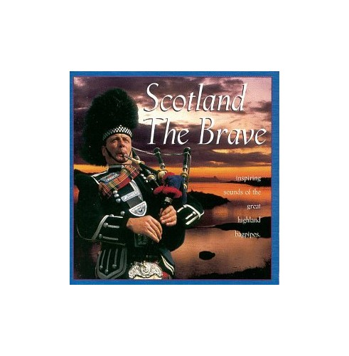 Various Artists - Scotland the Brave