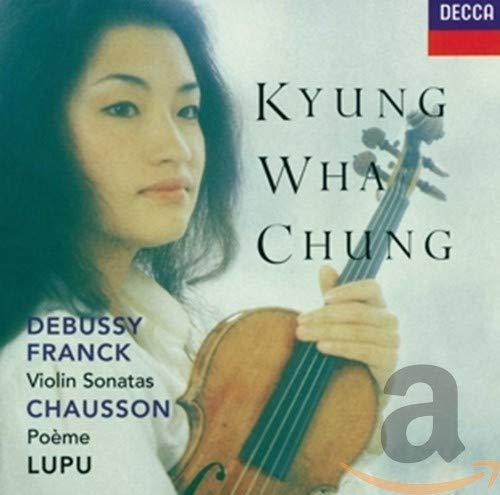 Kyung Wha Chung Royal Philharmonic Orchestra Charles Dutoit Radu Lupu - Franck / Debussy: Violin Son