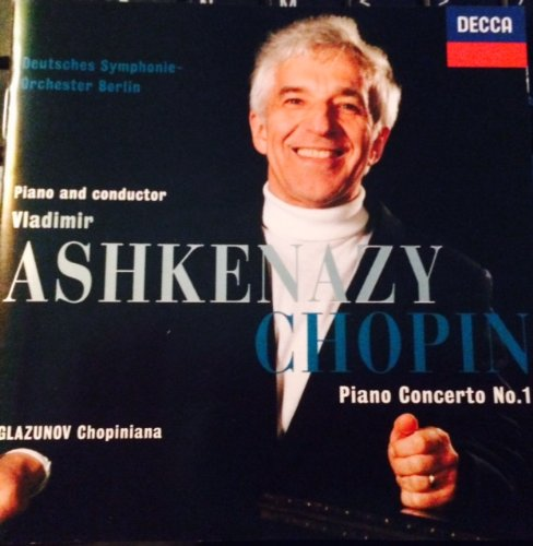 Chopin/Glazunov: Works for Piano and Orchestra