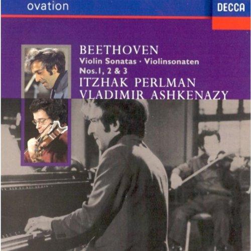 Ashkenazy - Beethoven:Violin Sonatas 1 2 & By Ashkenazy