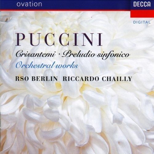 Puccini: Orchestral Works